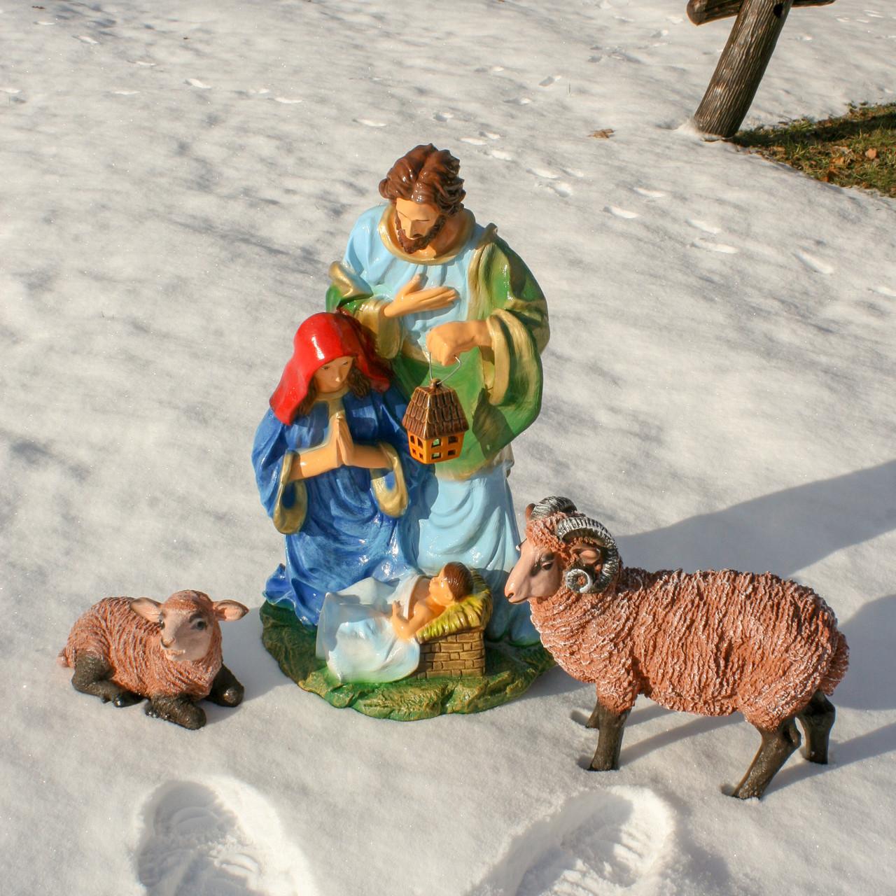 Рождественский вертеп (набор №2)