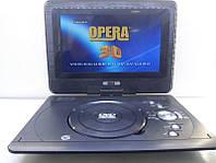 Автомобильный портативный телевизор с Т2 DVD OPERA 13,8 дюймов большой экран Переносной, Раскладушка