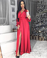 2f0f38794ad Вечернее платье из натурального шелка в Украине. Сравнить цены ...