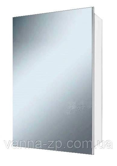 Зеркальный шкаф (1-створчатый) шириной 50 см