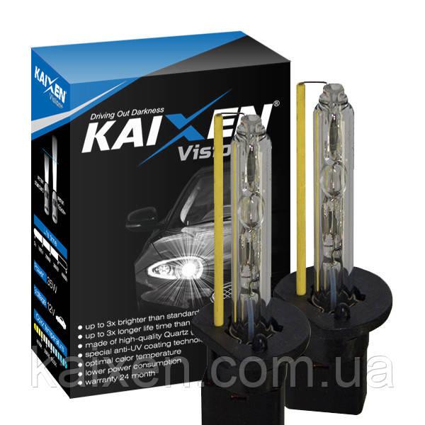 Ксеноновые лампы H1 4300K Kaixen Vision+ (2шт.)