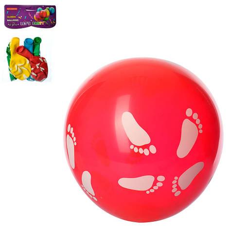 Кульки надувні MET10028 , фото 2