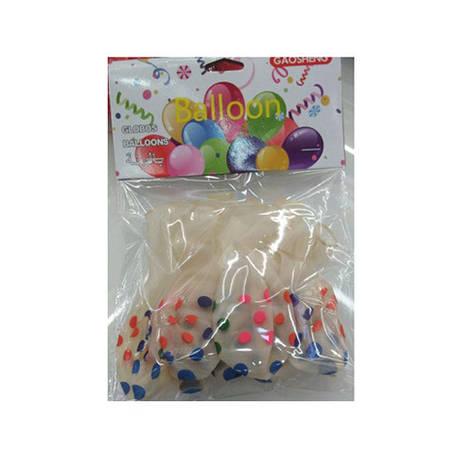 Кульки надувні MET10038 , фото 2