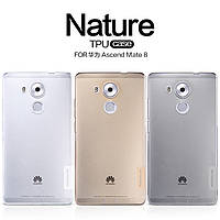 TPU чехол Nillkin Nature Series для Huawei Mate 8