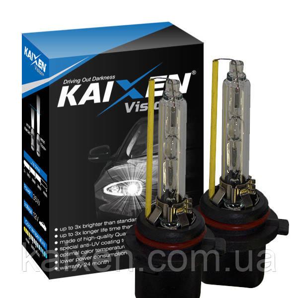 Ксеноновые лампы 9005 (HB3) 4300K Kaixen Vision+ (2шт.)
