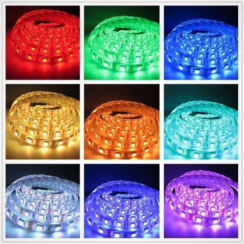 Світлодіодні лампи та стрічки