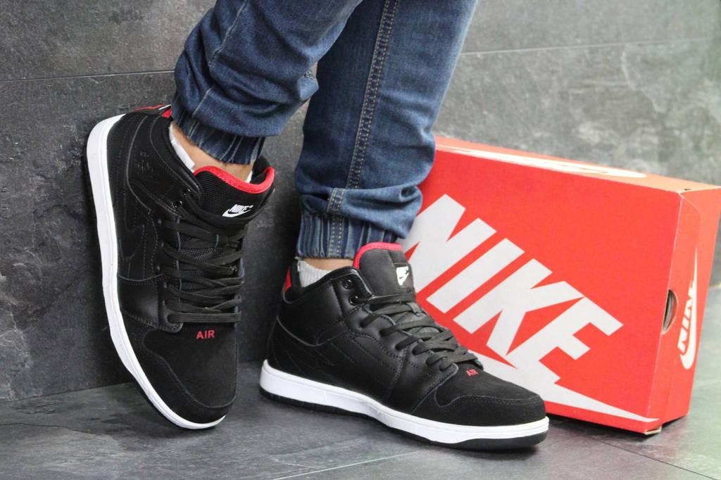 """Кроссовки мужские зимние """" Nike Air Jordan """""""