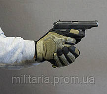 Тактические перчатки mechanix contra pro. - coyote M (Mex-coyot-m), фото 3