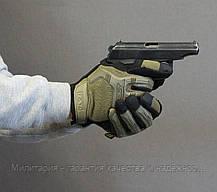 Тактические перчатки mechanix contra pro. - coyote XL (Mex-coyot-XL), фото 3