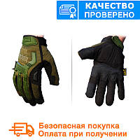 Тактичні рукавички Mechanix Contra PRO. - Khaki (Mex-oliv)