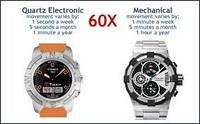 Выбираем часы - кварцевые или механические?