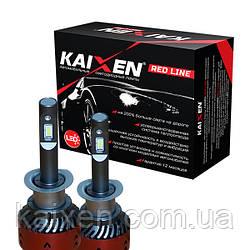 Світлодіодні лампи H1 6000K Kaixen RedLine