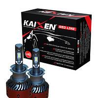 Светодиодные лампы H3 6000K Kaixen RedLine