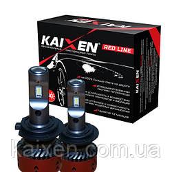 Світлодіодні лампи H7 6000K Kaixen RedLine