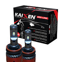 Светодиодные лампы H11 6000K Kaixen RedLine