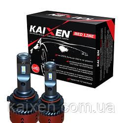 Світлодіодні лампи 9006 (HB4) 6000K Kaixen RedLine