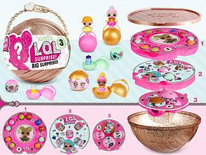 Кукла LOL Pearl Surprise Doll Лол BB35 Сюрприз ЛОЛ LOL (диаметр 34 см), фото 2