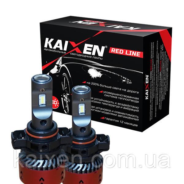 Светодиодные лампы H16/5202 6000K Kaixen RedLine