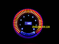 Тюнинговый автомобильный прибор Ket Gauge LED 9905 тахометр, фото 1