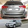 Toyota Auris Sport Touring 2013-2015 пластиковая накладка заднего бампера