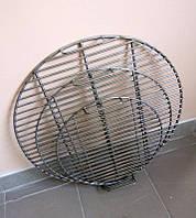 Решетка барбекю круглая усиленная, 600 мм