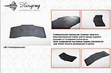 Автомобільні килимки для Mitsubishi Lancer IX 2004-2008 Stingray, фото 3
