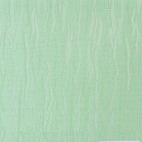 Готовые рулонные шторы 300*1500 Ткань Лазурь 2073 Салатовый
