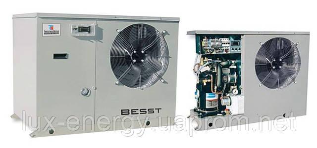 Реверсивные тепловые насосы  BESST