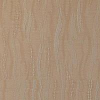 Готовые рулонные шторы 300*1500 Ткань Лазурь 2076 Какао