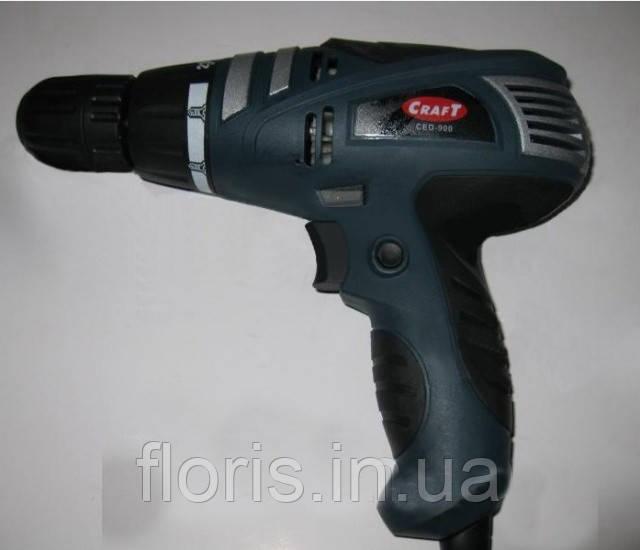 Шуруповерт сетевой Craft CDE-900