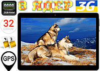 Крутой планшет на 2 SIM Samsung K100,GPS, 2Sim, 32Gb, 2GB RAM, 3G, IPS