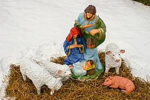 Рождественский вертеп (комплект №5)