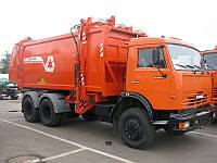 Мусоровоз КАМАЗ КО-440-5