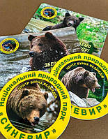 Рекламные фотомагнитики для природного парка