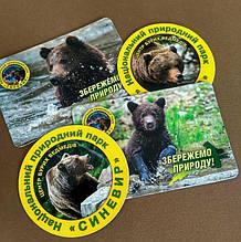 Рекламные фотомагнитики для природного парка 2