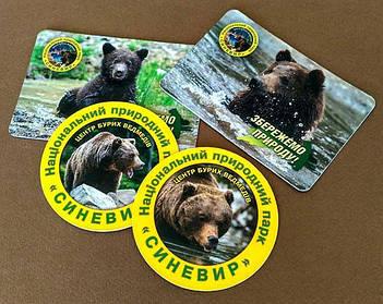 Рекламные фотомагнитики для природного парка 4