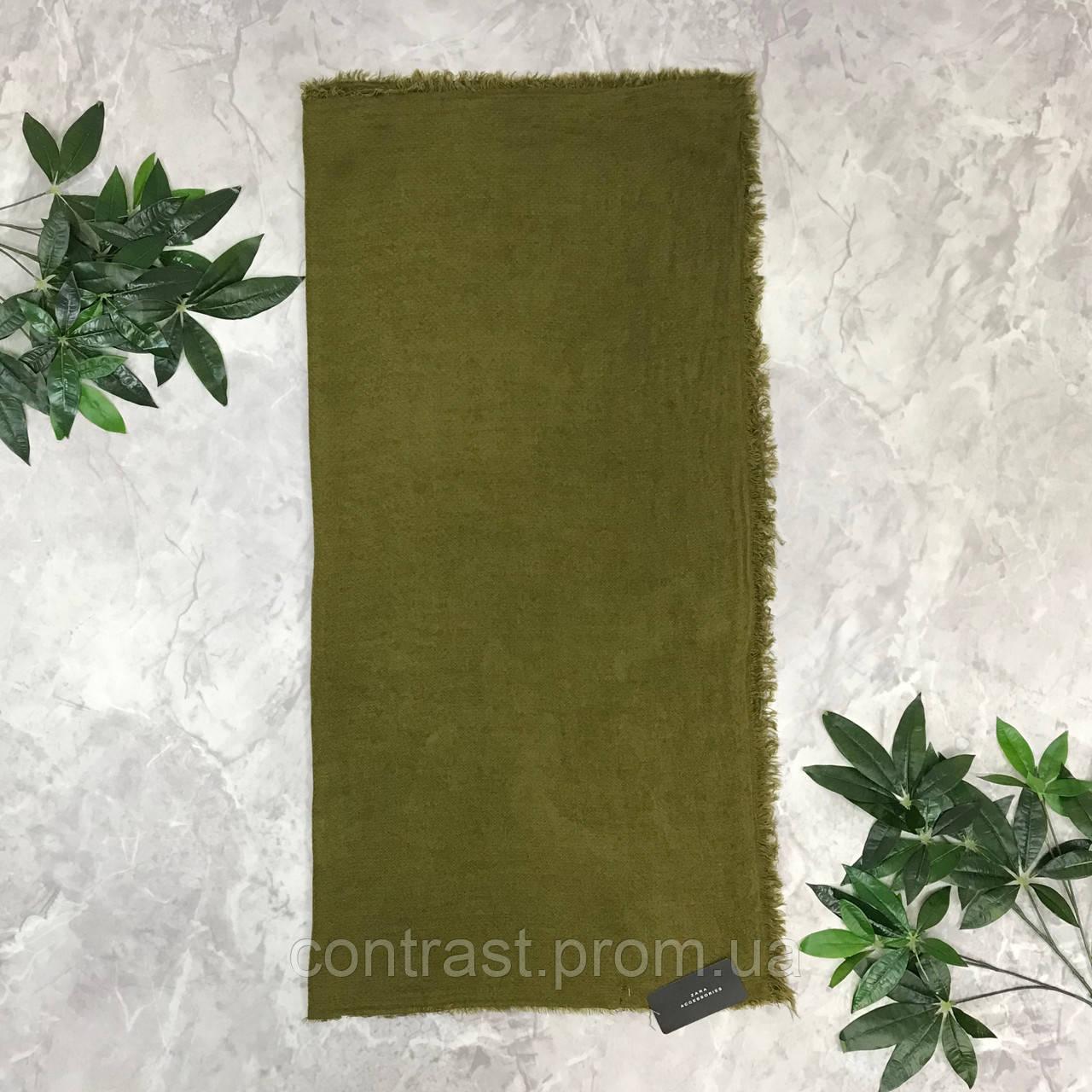 Широкий шарф от Zara  AS1849188