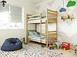 Двох'ярусне ліжко Умка 80х190 см ТМ Лев Меблі, фото 3