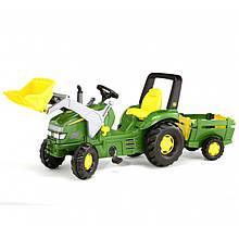 Трактор педальный VJohn X-Trac Rolly Toys 049523