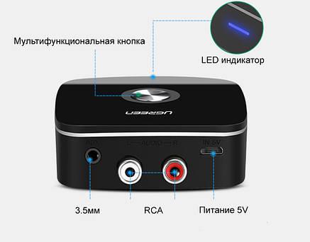 Автомобильный Bluetooth адаптер Ugreen, фото 2