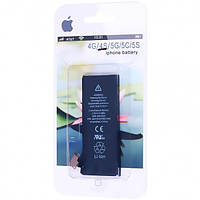 Apple Аккумулятор Apple для iPhone 4S 1430 mAh AAA класс