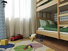 Двухъярусная кровать Санта 80х190 см ТМ Лев Мебель, фото 3