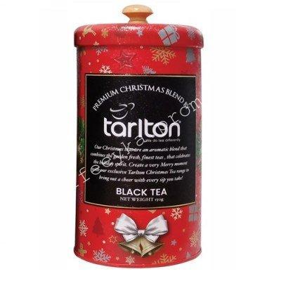 "Tarlton Fbop  ""Premium Christmas Blend"" Красный бархат 150 гр. ж/б."