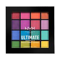 Палетка теней для век NYX Ultimate Shadow Palette (USP04). Оригинал. Америка