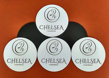 Рекламные магнитики круглой формы. Диаметр 68 мм 1