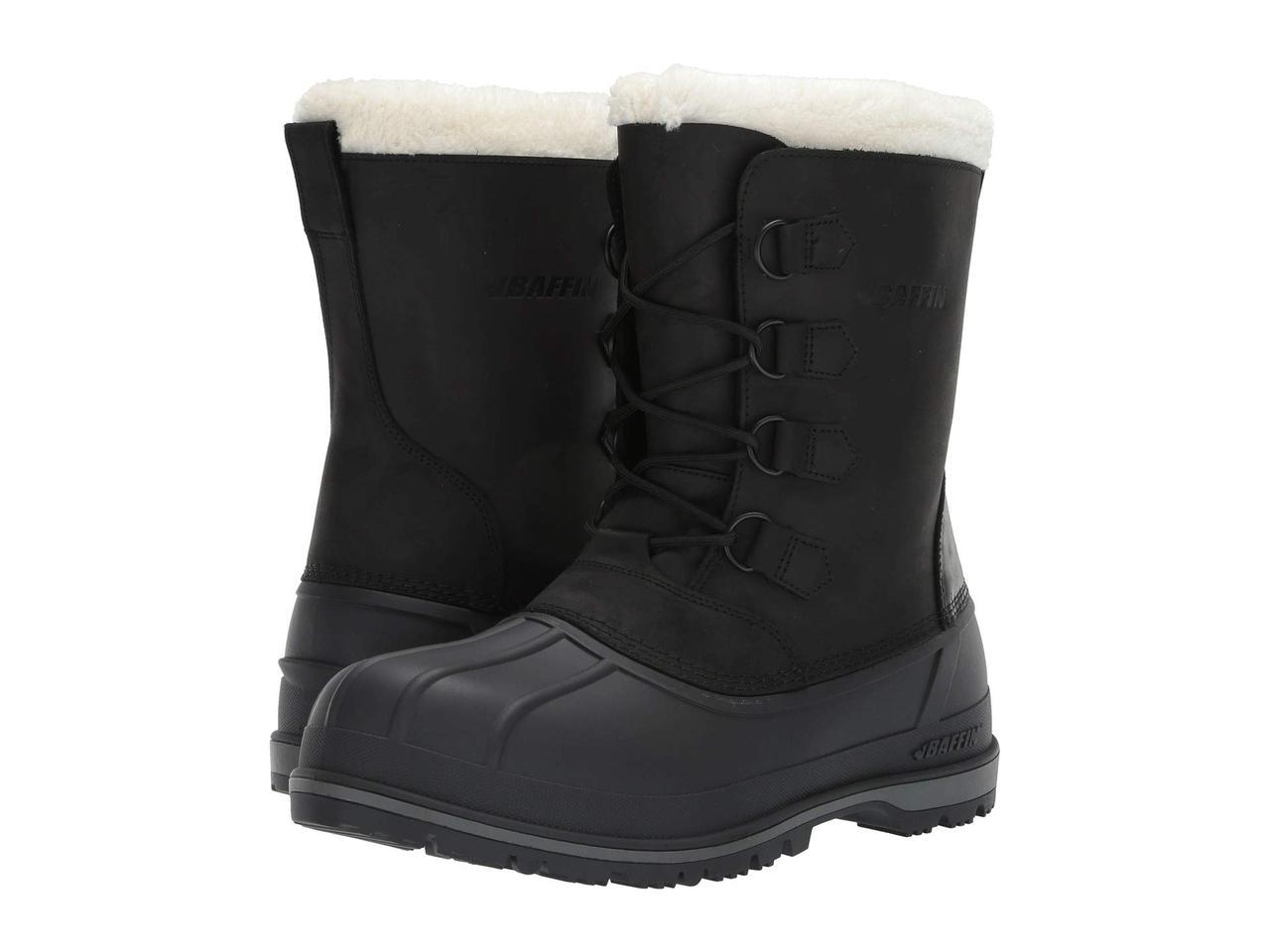 Ботинки/Сапоги (Оригинал) Baffin Canada Black