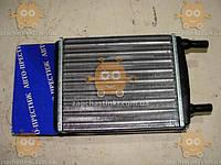 Радиатор отопителя Газель Соболь ф16мм алюминий (старого образца) (радиатор печки) (пр-во Авто Престиж Россия)