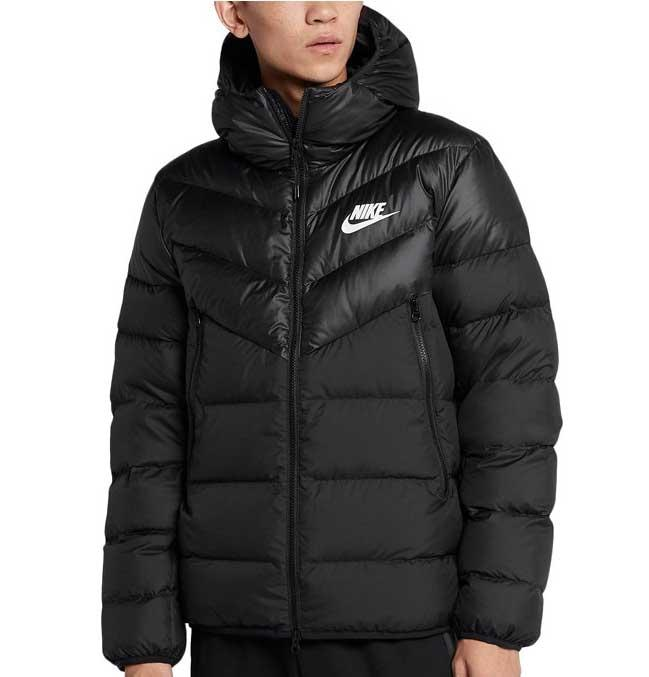 1be6dc98 Мужской пуховик Nike M Nsw Dwn Fill Wr Jkt 928833-010 - Интернет-магазин