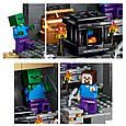 """Конструктор Bela Minecraft 10390 """"Подземелье"""" (аналог Lego 21119 Майнкрафт), 219 деталей, фото 8"""