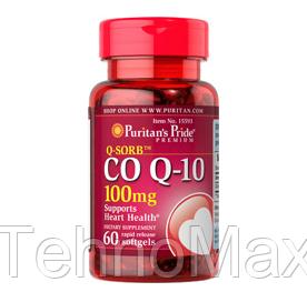Коэнзим  Q-10 100 mg, 30caps , фото 2
